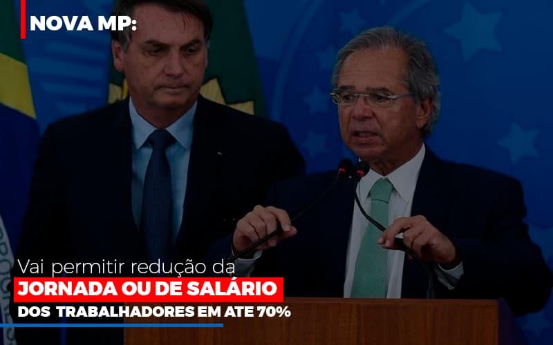 Nova Mp Vai Permitir Reducao De Jornada Ou De Salarios - Contabilidade Em Cuiabá - MT | Contaud